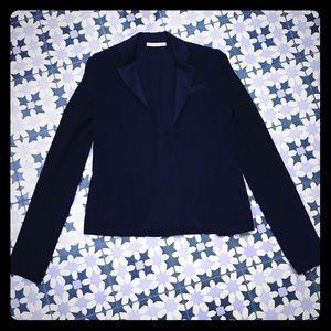 Balenciaga black tuxedo jacket - beautiful!